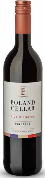Boland Five Climats Pinotage