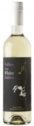 Follow the White Rabbit Macabeo