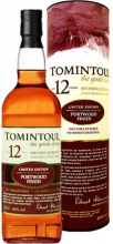 Tomintoul 12 years Portwood Finish
